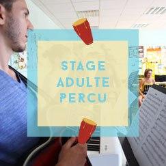 stage percu